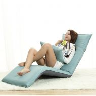 Private home textiles Floor Chair Tatami Lazy Sofa Folding Wave Window pad Couch-beds Recliner -A
