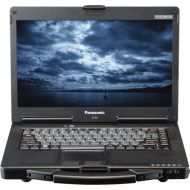 Quality Refurbished Computers Refurbished Panasonic CF-53 Toughbook Rugged Laptop - 14 Touchscreen - Core i5 (Turbo Boost up to 3.2GHz) New Huge 1TB Solid State Drive - 16GB RAM - Windows 10 Pro + MS Office - W