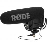 Rode Microphones},description:The RDE VideoMic Pro is a true shotgun microphone designed for use with camcorders, DSLR cameras and portable audio recorders as a source of primary