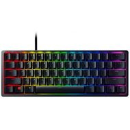 [아마존베스트]Razer Huntsman Mini 60% Gaming Keyboard: Fastest Keyboard Switches Ever - Clicky Optical Switches - Chroma RGB Lighting - PBT Keycaps - Onboard Memory - Classic Black