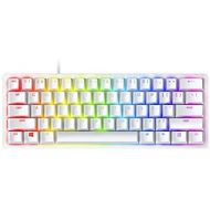 [아마존베스트]Razer Huntsman Mini 60% Gaming Keyboard: Fastest Keyboard Switches Ever - Clicky Optical Switches - Chroma RGB Lighting - PBT Keycaps - Onboard Memory - Mercury White
