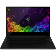 Razer Blade Stealth 13.3 (New Graphics Model) Thin and Light Laptop - Slim Bezel 4K Touchscreen - NVIDIA GeForce MX150 - Intel Core i7-8565U - 16GB RAM - 512GB SSD - Windows 10 - C