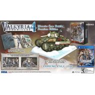 Sega Entertainment Valkyria Chronicles 4: Memoirs From Battle Premium Edition, PS4