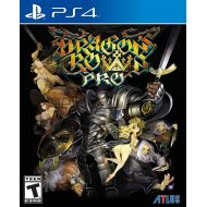 Sega Entertainment Dragons Crown Pro Battle Hardened Edition, Atlus, PlayStation 4, 730865020164