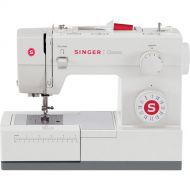 SINGER 44S Classic Heavy Duty Sewing Machine with 23 Built-In Stitches , 60% Stronger Motor & Automatic Needle Threader, Perfect for Sewing all Types of Fabrics with Ease
