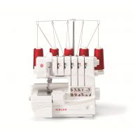Singer 14t968dc Professional 5 Serger Overlock Sewing Machine