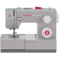 SINGER | Heavy Duty 4423 Sewing Machine with 23 Built-In Stitches -12 Decorative Stitches, 60% Stronger Motor & Automatic Needle Threader, Perfect for Sewing all Types of Fabrics w