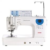 SINGER Janome MC-6300P Professional Heavy-Duty Computerized Quilting Sewing Machine w/Extension Table, Walking Foot, Darning Foot and More!