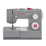 SINGER | Heavy Duty 4432 Sewing Machine with 32 Built-in Stitches, Automatic Needle Threader, Metal Frame and Stainless Steel Bedplate, Perfect for Sewing All Types of Fabrics with