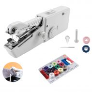 SINGER Mini Handheld Sewing Machine, Portable Handy Stitch Electric Crafting Mending Machine for Quick Repairs Household Tool