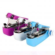 SINGER Yealsha Handheld Mini Sewing Machine Portable Handy Stitch Quick Stitch Tool for Fabric
