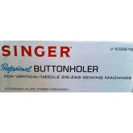 SINGER Singer Professional Buttonholer for Vertical-Needle Zig-Zag Sewing Machines