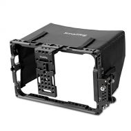 SMALLRIG Monitor Cage with Sunhood/Sunshade for ATOMOS Shogun Inferno, Ninja Inferno, Shogun Flame, Ninja Flame 7 Monitors - 2008