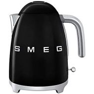 Smeg 50s Style 1.75-qt. Stainless Steel Variable Temperature Tea Kettle Color: Black