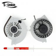 S-Union New Replacement Laptop CPU Cooling Fan For Sony PlayStation 4 PS4 Series Replacement Parts