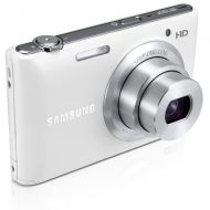 Samsung ST150F 16.2MP Smart WiFi Digital Camera with 5x Optical Zoom and 3.0 LCD Screen (White) (OLD MODEL)