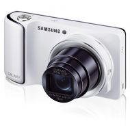 Samsung Galaxy Camera with Android Jelly Bean v4.2 OS, 16.3MP CMOS with 21x Optical Zoom and 4.8 Touch Screen LCD (WiFi - Cobalt Black)