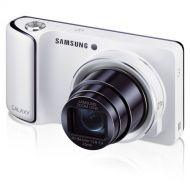 Samsung Galaxy Camera with Android Jelly Bean v4.1.2 OS, 16.3MP CMOS with 21x Optical Zoom and 4.8 Touch Screen LCD, WiFi (White) (OLD MODEL)