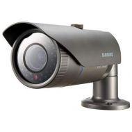 Samsung by Hanwha SAMSUNG SCO-2081R  Analog IR Bullet Camera, 13 CCD, 700TVL, Vari-focal Lens (2.8-10mm), True DN, 24VAC12VDC, IP66