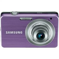 Samsung ST30 10 MP Compact Digital Camera (Purple) (Certified Refurbished)