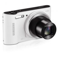 Samsung WB30F Smart Wi-Fi Digital Camera, 16.2 Megapixel, 10X zoom, 3.0 LCD Display (White)