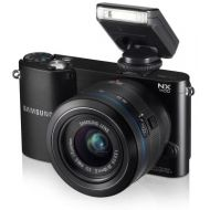 Samsung NX1100 Black Digital Camera w 20-50mm Lens