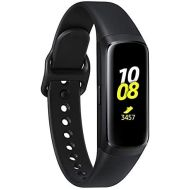 Samsung Galaxy Fit 2019, Smartwatch Fitness Band, Stress & Sleep Tracker, AMOLED Display, 5ATM Water Resistance, MIL-STD-810G, Bluetooth Active SM-R370 - International Version (Bla