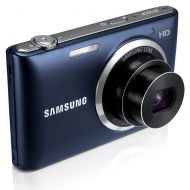 Samsung ST150F 16.2MP Smart WiFi Digital Camera with 5x Optical Zoom and 3.0 LCD Screen (Black)