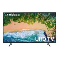 Samsung UN40NU7100FXZA Flat 40 4K UHD 7 Series Smart LED TV (2018)
