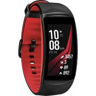 Bestbuy Samsung - Gear Fit2 Pro - Fitness Smartwatch (Small) - Red