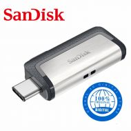 [직배송][추가금없음]SanDisk Ultra 64GB32GB 128GB Dual Drive USB Type-C SDDDC2 PenDrives OTG USB 3.1 speeds of up to 150MBs free shipping Original