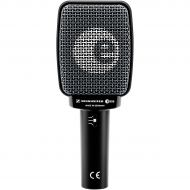 Sennheiser},description:The Sennheiser e906 instrument microphone was primarily designed for guitar amplifiers, but it is also an excellent choice for percussion and brass applicat