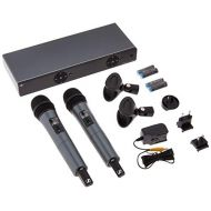 Sennheiser XSW 1-835 Dual Channel Wireless Microphone System