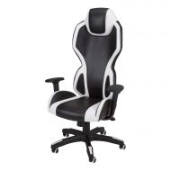 A.I. - High-Back Gaming Chair by SkyLab Performance Seating F.C, WhiteBlack