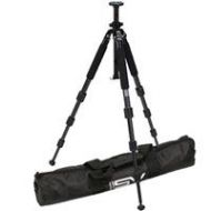 Smith-Victor CF-1 Carbon Fiber Tripod Legs with case, Supports 6 lbs., Max Height 53