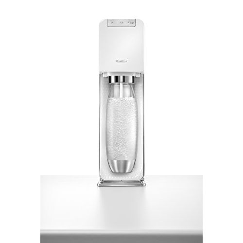 소다스트림 SodaStream 1019801010 Power Sparkling Water Maker Carbonator Not Included Black