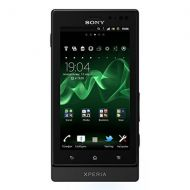 Sony NEW FACTORY UNLOCKED: SONY XPERIA SOLA MT27i  MT27 (BLACK) INTERNATIONAL VERSION NO WARRANTY GSM ANDROID PHONE