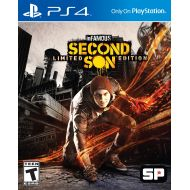 Sony inFAMOUS: Second Son Standard Edition (PlayStation 4)
