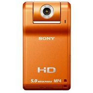 Sony Webbie MHS-PM1 HD Camcorder (Orange) (Discontinued by Manufacturer)