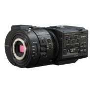 Sony NEX-FS700 R 4K Sensor High Speed NXCAM Super35 Camcorder Body, 8.3MP HD, 3.5 LCD Screen, Up to 960fps Super Slow Motion, 2 XLRHDMI & 3GHD-SDI