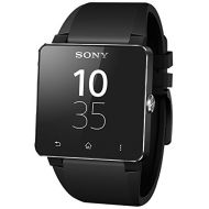 Sony SmartWatch 2 Bluetooth Armbanduhr Schwarz IPX57 Waterproof Dustproof