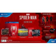 By Sony Marvel's Spider-Man Collector's Edition - PlayStation 4 (Console Not Included)
