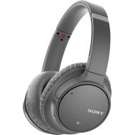 Bestbuy Sony - WH-CH700N Wireless Noise Canceling Over-the-Ear Headphones - Gray