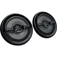 "Bestbuy Sony - 6-12"" 2-Way Coaxial CarMarine Speakers with Dual Cones (Pair) - Black"