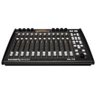 Sound Devices CL-12 Linear Fader Controller for 6-Series Mixer/Recorder, Black Anodized