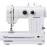 TangMengYun Small Electric Sewing Machine Home 42 Line Stitching Lock Button Eye Back Stitch Adjustable Sewing Machine
