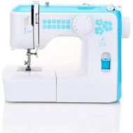 TangMengYun Multi-Function Household Sewing Machine Electric Micro Back Stitch Mini Sewing Sewing Machine (Color : Green)