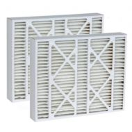Tier1 Lennox X0585 20x20x5 MERV 11 Comparable Air Filter - 2PK
