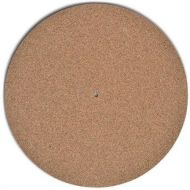 (1) New Turntable Toys TC-1 Cork Audiophile Turntable Mat 14-inch thick