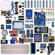 Utini Weikedz UNO R3 Project Complete Starter Kit with Lesson CD,UNO R3, Jumper Wire, for Ar-du-ino